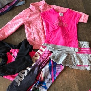 Other - Sporty girl bundle size 3T